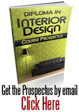 Interior Design course brochure