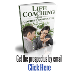 Life coach course brochure