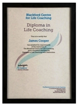 Diploma in Life Coaching Certificate