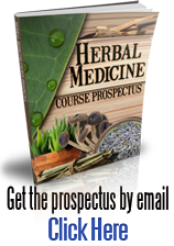 Herbalist course brochure